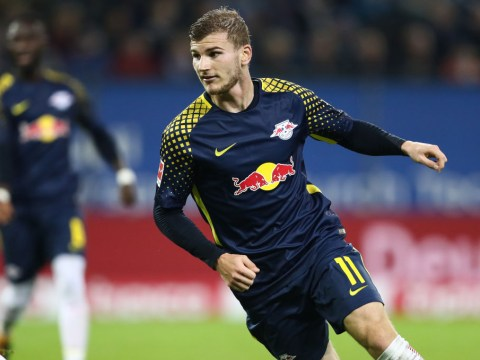 RB Leipzig striker Timo Werner hails Liverpool as a 'big club' after summer transfer link