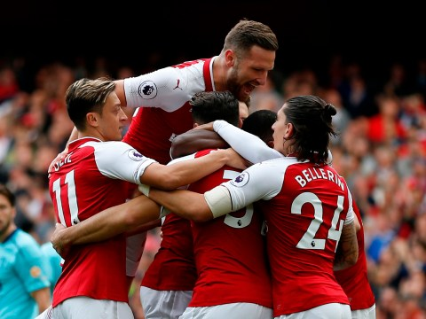 Danny Welbeck, Alexandre Lacazette and Sead Kolasinac get Arsenal back to winning ways vs Bournemouth