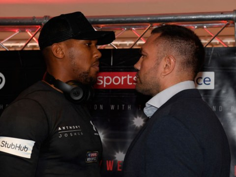Anthony Joshua tickets nearly sold out for Cardiff clash with Kubrat Pulev