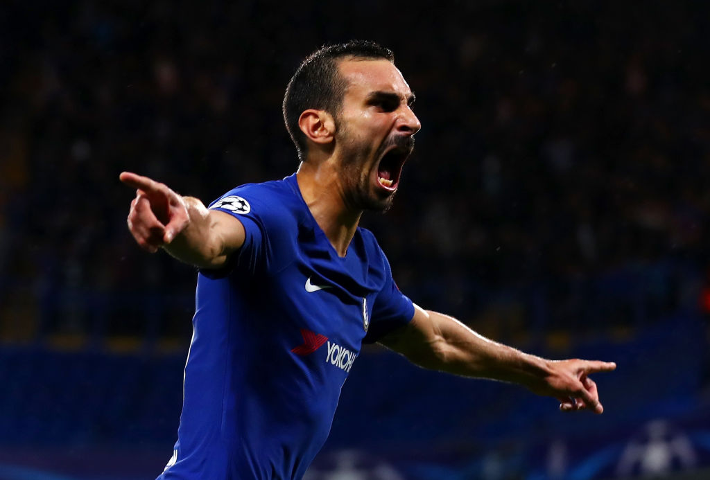 Was Davide Zappacosta's first Chelsea goal actually meant to be a cross?