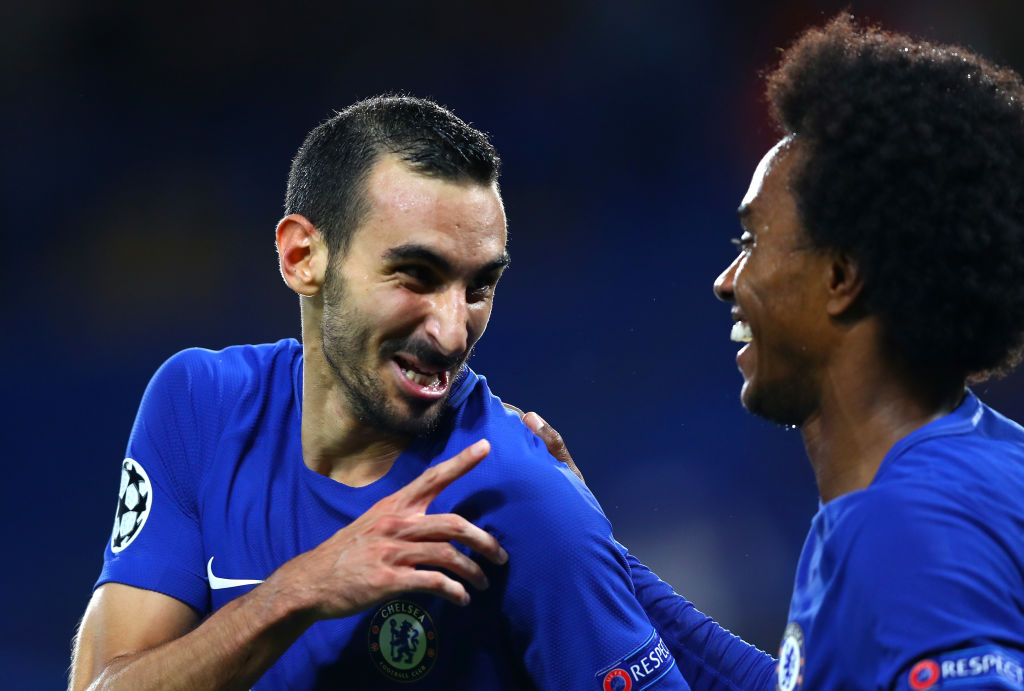 Antonio Conte ends debate as to whether Davide Zappacosta's first Chelsea goal was a shot or cross