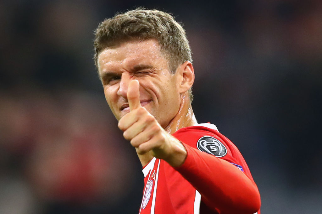 How Thomas Muller caused Barcelona's deal for Liverpool star Philippe Coutinho to collapse