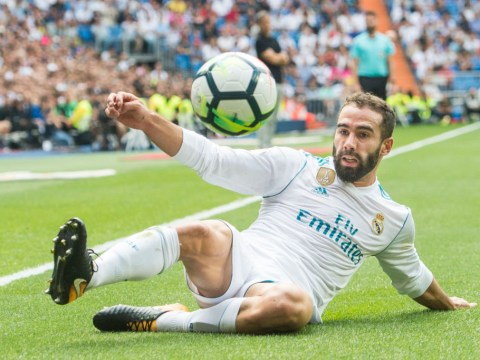 Dani Carvajal confirms huge Real Madrid release clause after signing five-year deal