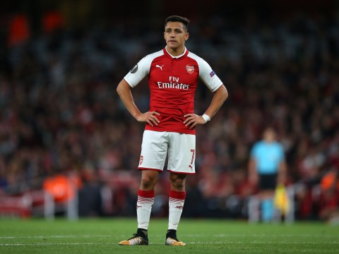 Arsenal's Alexis Sanchez to be subject of £25m Manchester City transfer bid in January