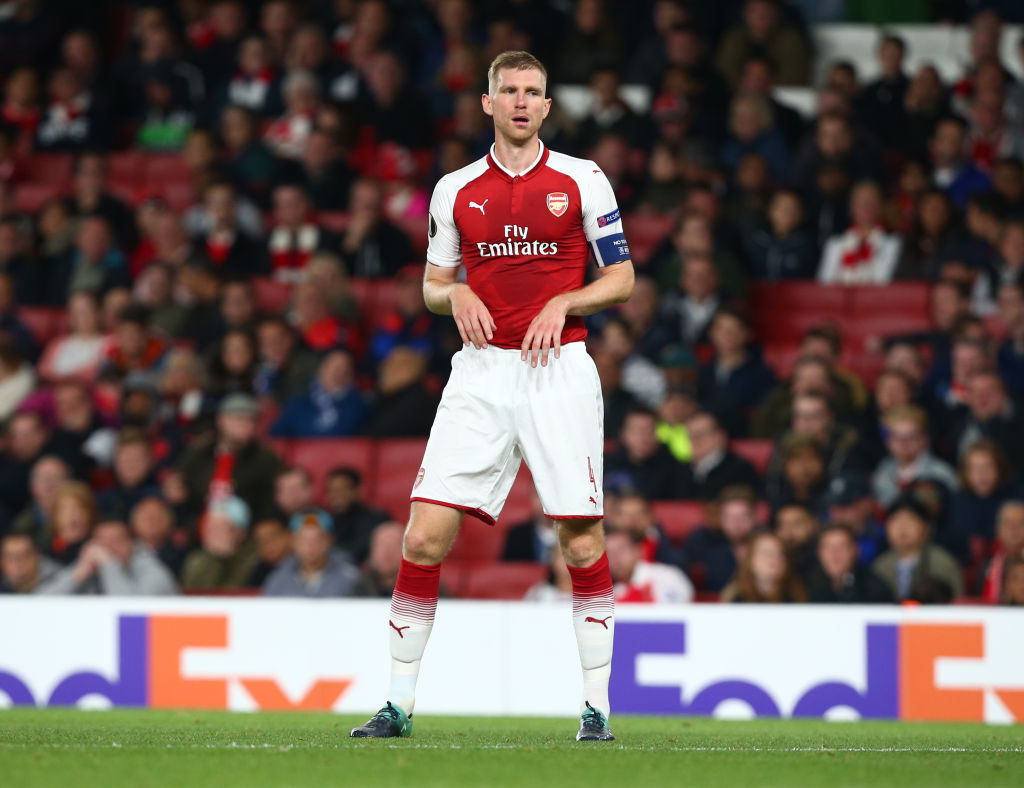 Per Mertesacker picks out Chelsea's biggest weakness ahead of Stamford Bridge showdown