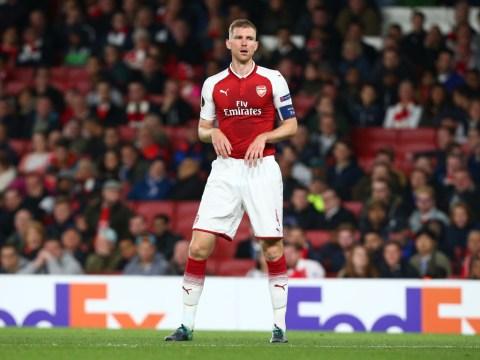Per Mertesacker picks out Chelsea's biggest weakness ahead of Stamford Bridge showdown