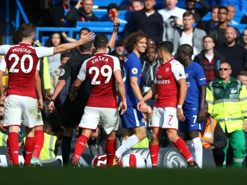 Graeme Souness slams David Luiz and Chelsea boss Antonio Conte after horror Sead Kolasinac tackle