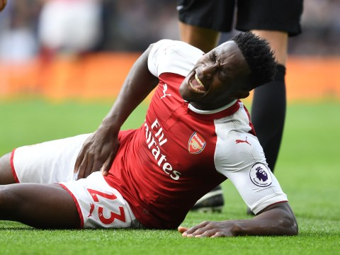 Arsenal hope Danny Welbeck can return vs Watford, says Arsene Wenger