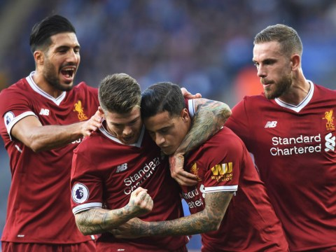 Philippe Coutinho magic helps Liverpool edge Leicester City