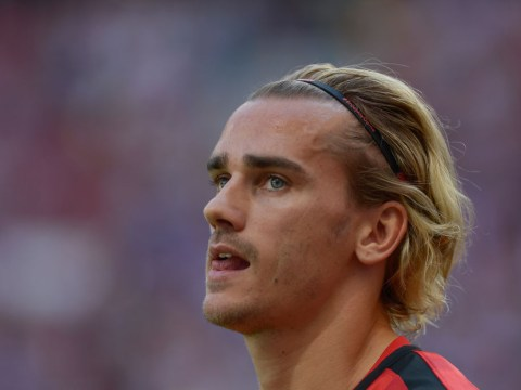 Pep Guardiola holds talks with Antoine Griezmann over Manchester City transfer
