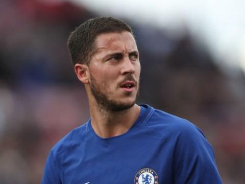 Gary Neville and Graeme Souness criticise Chelsea ace Eden Hazard ahead of Manchester United clash