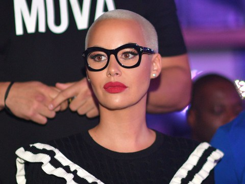 Who is Amber Rose dating?