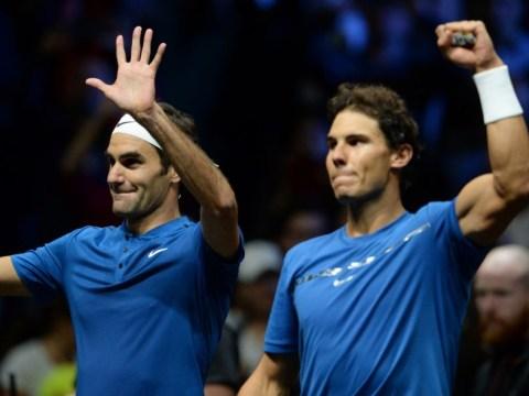 Juan Martin del Potro & Greg Rusedski pick out winner of Roger Federer v Rafael Nadal in Shanghai