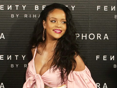 Rihanna is conscious of her changing body size: 'I really pay attention every day'
