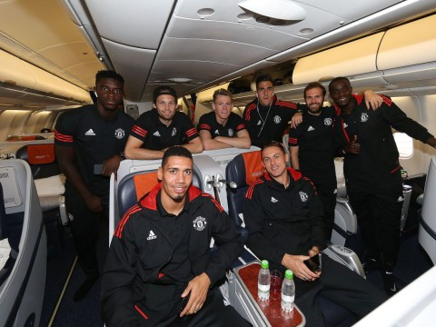 Marouane Fellaini not included in Manchester United's squad to face CSKA Moscow
