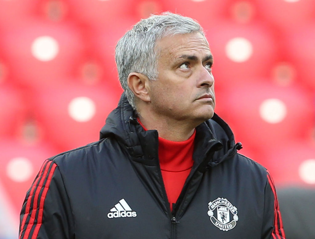 Jose Mourinho praises four Manchester United stars after defeat of CSKA Moscow