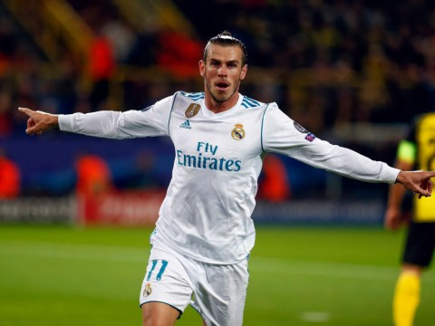 Zinedine Zidane reveals Gareth Bale calf problem following wonder goal performance for Real Madrid