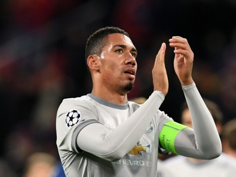 Anthony Martial leading the way in Manchester United training, says Chris Smalling