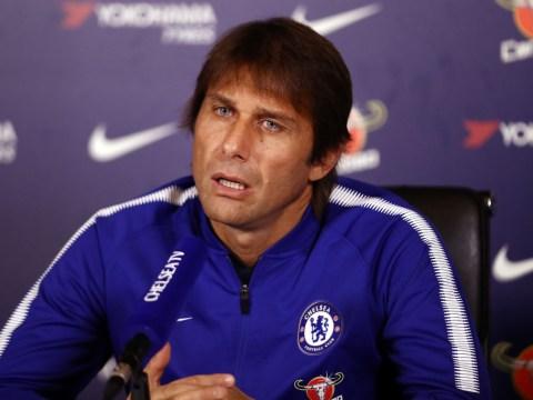 Antonio Conte challenges Chelsea's Eden Hazard to be as good as Cristiano Ronaldo and Lionel Messi