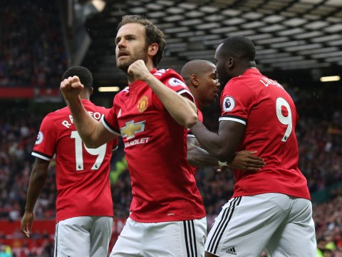 Manchester United make easy work of Crystal Palace, with Marcus Rashford and Marouane Fellaini on form