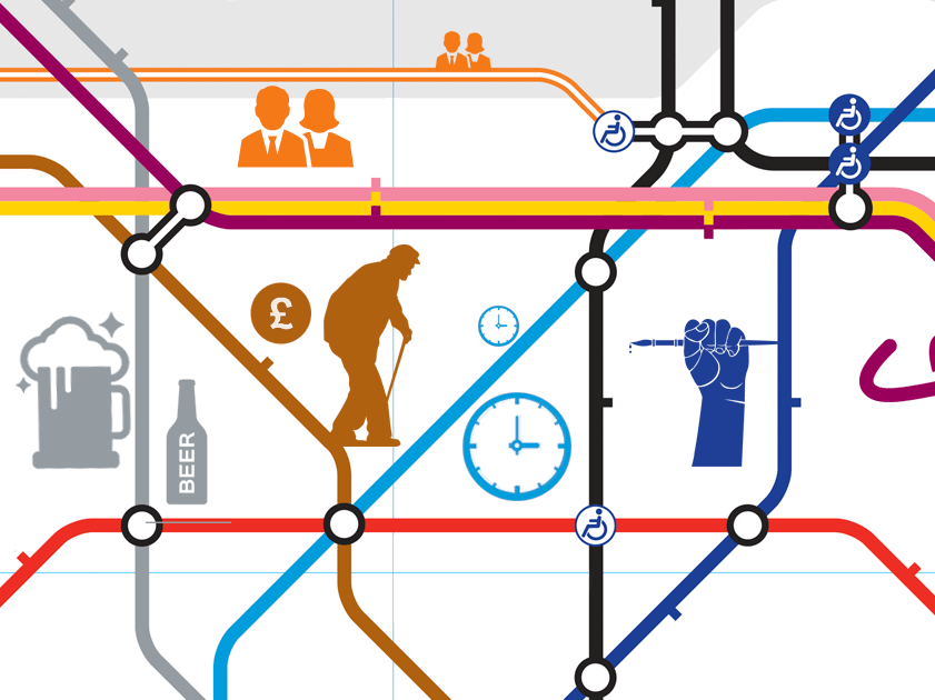 What your favourite London Tube line says about you