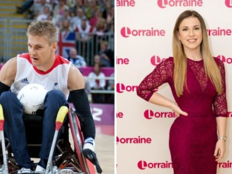 Alton Towers crash victim 'has fallen in love with a Paralympian'