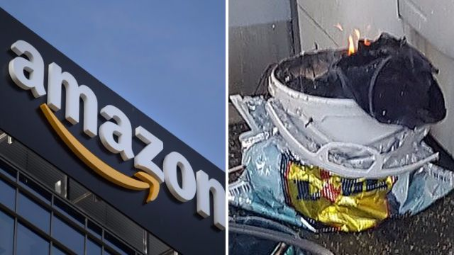 Components to make a bomb are appearing in Amazon's 'Frequently Bought Together' tool