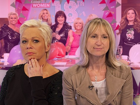 Denise Welch and Carol McGiffin criticise Loose Women after being 'airbrushed' from 18th birthday celebrations