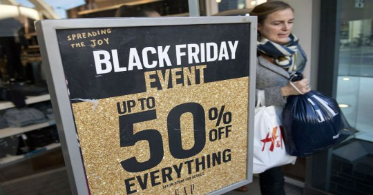 Why Is Black Friday Called Black Friday History Of The Shopping Day Revealed Metro News