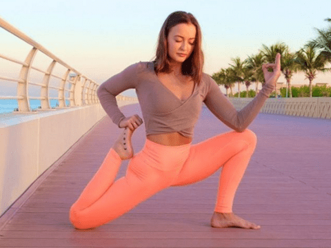Instagram yogi gets real about how awful anxiety attacks really are
