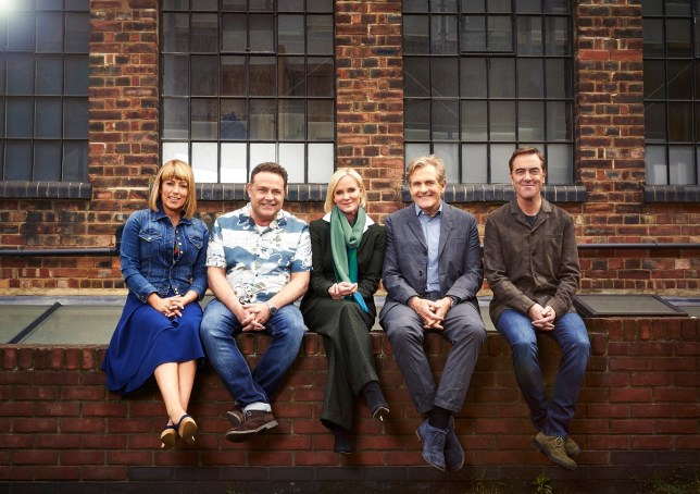 cold feet characters