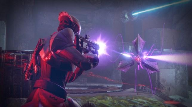 Destiny 2 (PS4) - shoot, loot, repeat