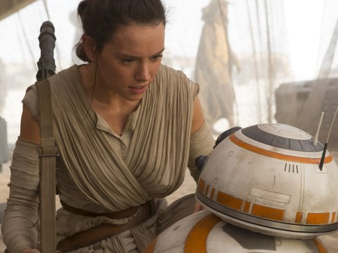 Daisy Ridley won't be in new Star Wars trilogy as she 'rounds out' role of Rey in Star Wars 9