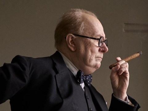 Gary Oldman stuns as Winston Churchill in new trailer for Oscar-tipped biopic Darkest Hour