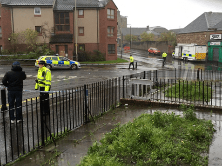 Man 'murdered with bow and arrow' in Dundee