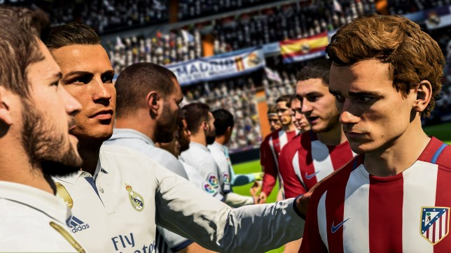 FIFA 18 (PS4) - this year it actually deserves its success
