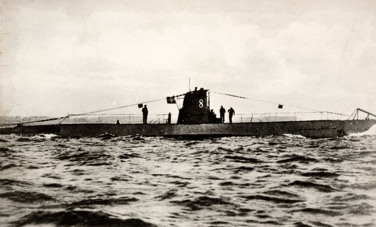WWI German u-boat discovered in such good condition 23