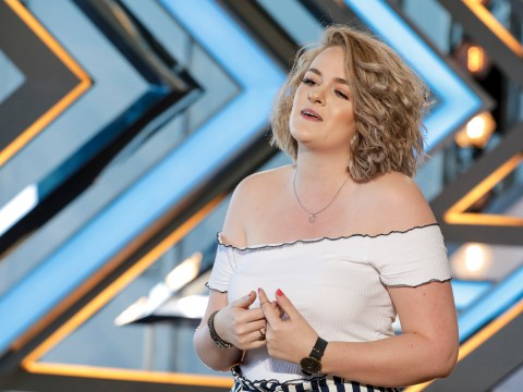 X Factor's Grace Davies defends herself against 'record deal' claims as it emerges she lives with former contestant Janet Devlin