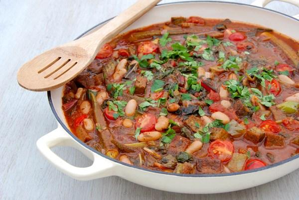 Gumbo vegetarian recipe