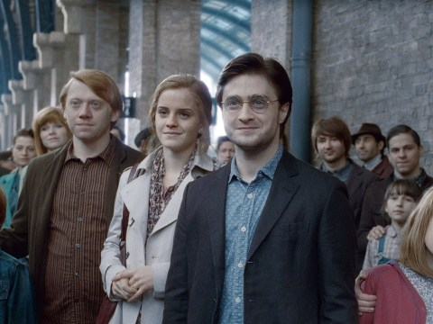 JK Rowling celebrates Harry Potter's son arriving at Hogwarts as fans relive the magic '19 years later'