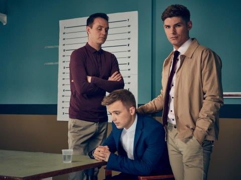 Hollyoaks spoilers: James blackmails Harry but will he lose Ste?