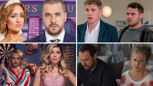 25 soap spoilers: Coronation Street double wedding disaster, Emmerdale death drama, EastEnders funeral reveal, Hollyoaks discovery, Casualty return