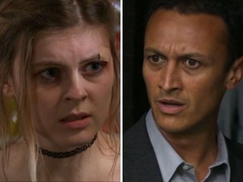 Emmerdale spoilers: Lying Nell Fairfax has Jai Sharma arrested
