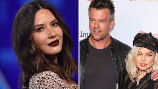 Josh Duhamel has been 'getting close' to co-star Olivia Munn after confirming his split from Fergie