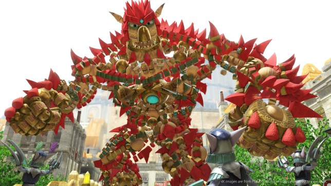 Knack II (PS4) - as if one wasn't enough