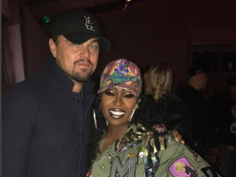 Leonardo DiCaprio and Missy Elliot – the celebrity friendship you didn't know you needed