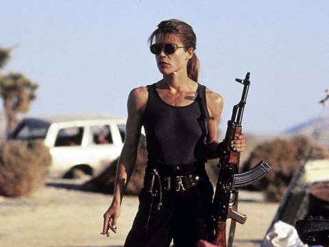 Sarah Connor is back: Linda Hamilton returning to Terminator after 25 years