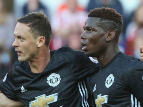Paul Pogba's roaming 'isolates' Nemanja Matic, says Stoke City star Charlie Adam