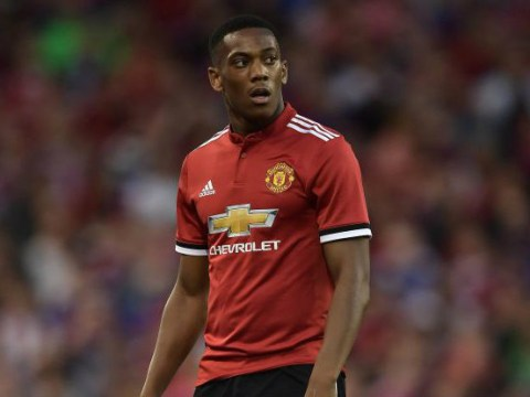 Anthony Martial embarrasses Manchester United team-mates with dribbling stat against Everton