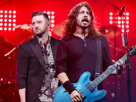 Foo Fighters reveal Justin Timberlake collaboration on new album Concrete And Gold